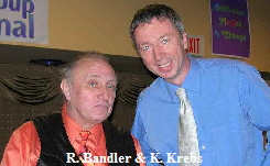 Richard Bandler and Klaus Krebs